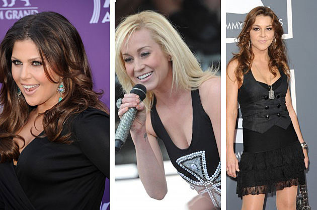hillary scott kellie pickler gretchen wilson