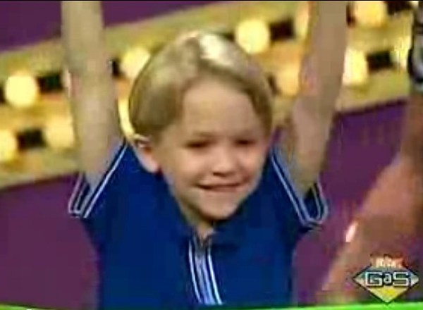 hunter hayes on nickelodeon as a kid