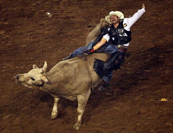 Tuff Hedeman Cbr Bull Riding Event At Centurylink Saturday