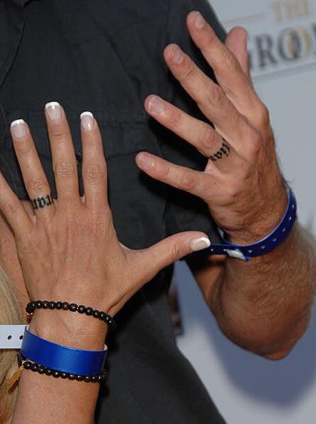 White Ink Tattoos Wedding Ring: Top Wedding Band Tattoo Ideas