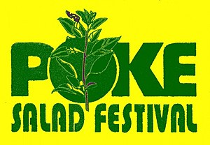 Poke Salad Festival