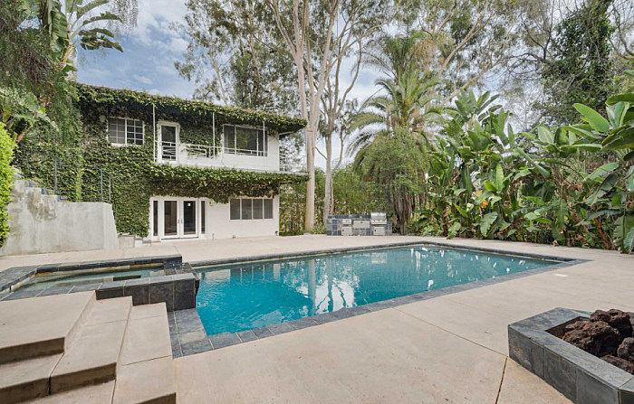 Jared Leto's Home For Sale - The Agency (www.theagencyre.com)