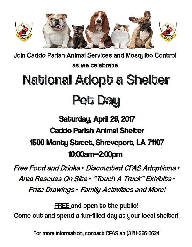 Caddo Parish Animal Shelter