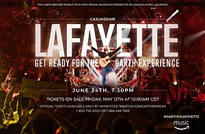 Garth Lafayette